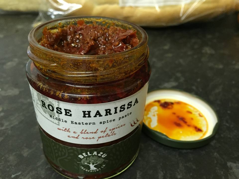 rose spicy paste 1