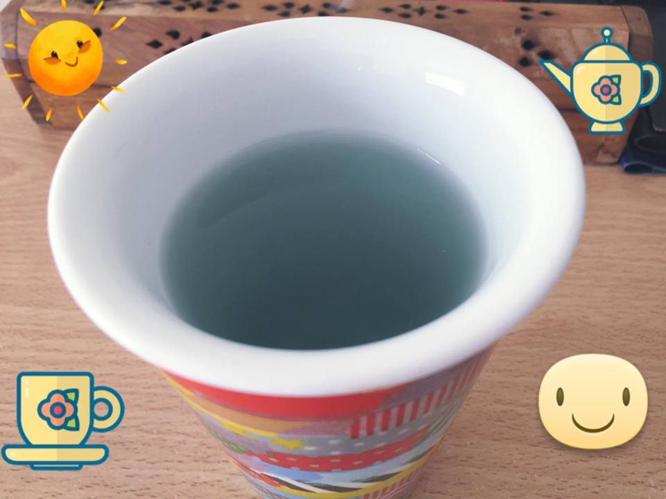 bluemarrow tea