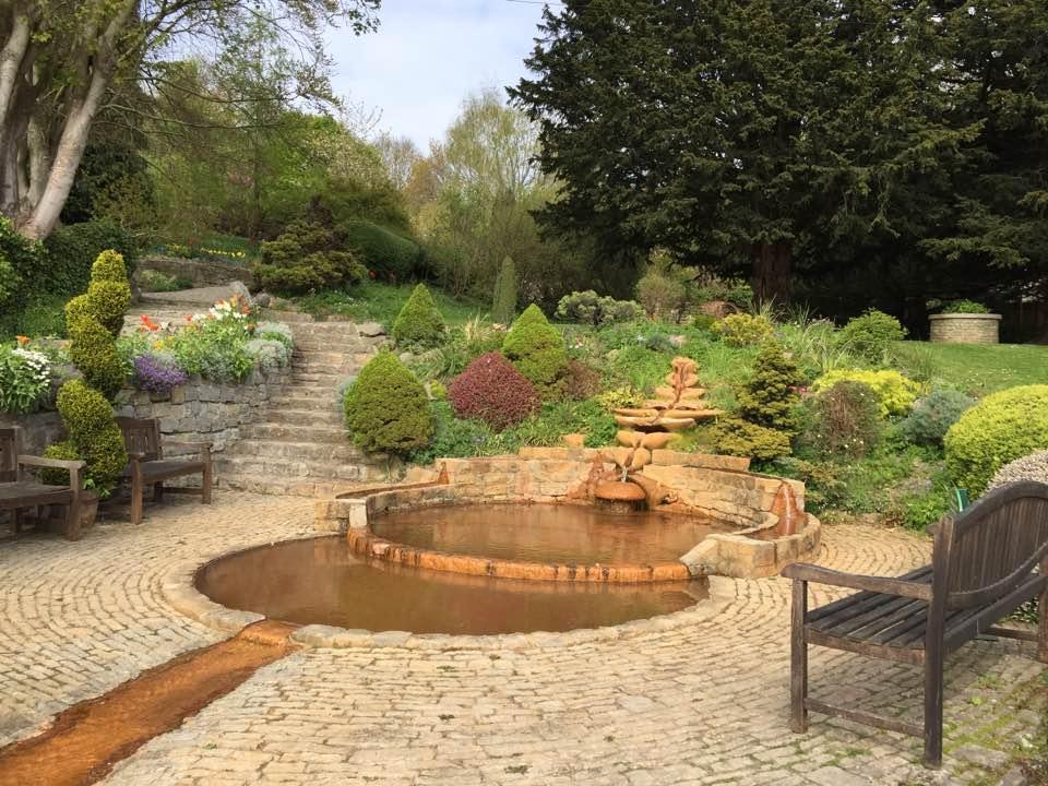 chalice well garden 16