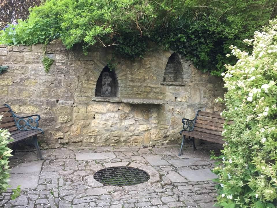 chalice well garden 9