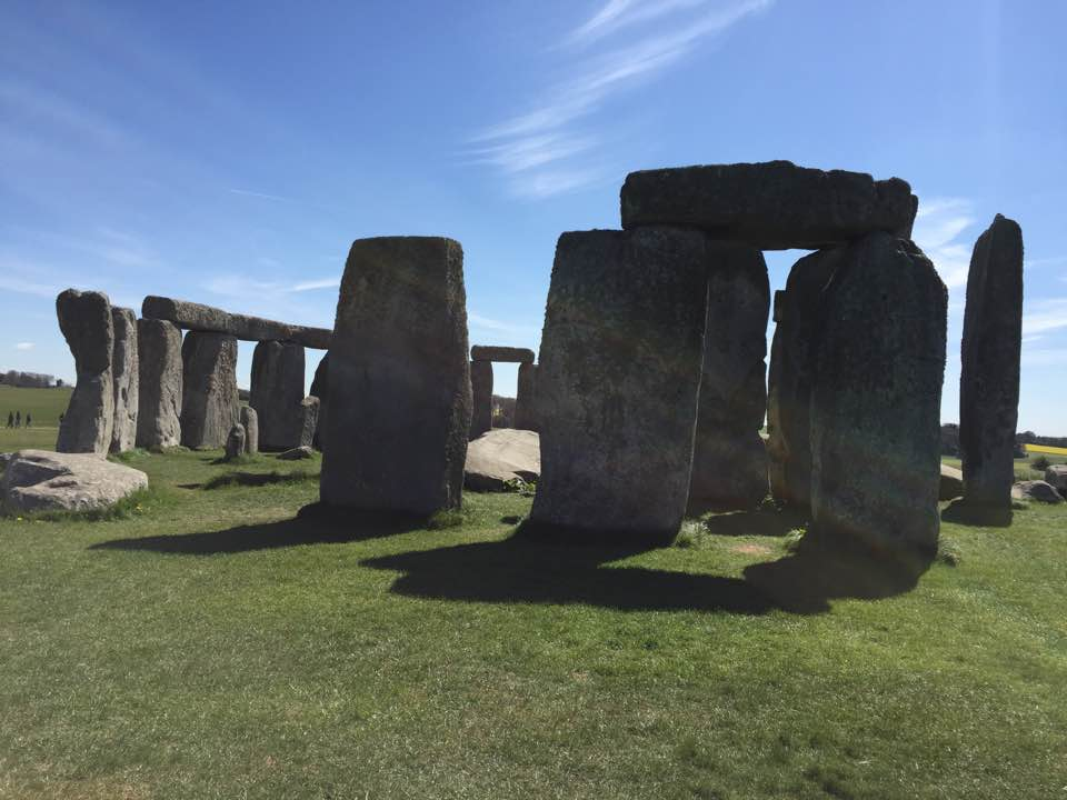 stonehenge entrance 2