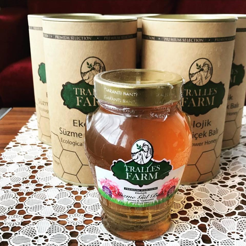 rose honey 1